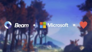 Microsoft Beam Acquisition