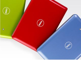 Dell Mini 10v - currently not available in puke green, asbestos yellow and viral red