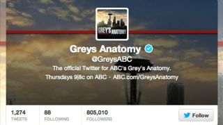 Grey s Anatomy Twitter