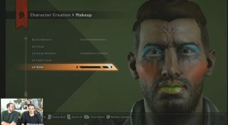 Dragon Age: Inquisition character creation screen