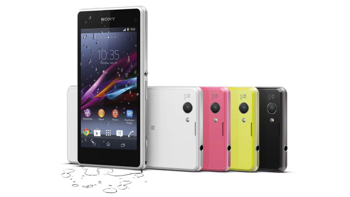 Xperia Z Vs Galaxy S4 Vs Iphone 5 Sony Xperia Z1 ...