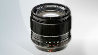 Fuji 56mm F1.2 APD
