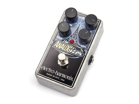 A bit of dirt is healthy: the Electro-Harmonix Analogizer.