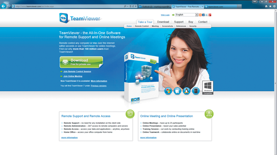How to connect to your PC remotely with TeamViewer | TechRadar