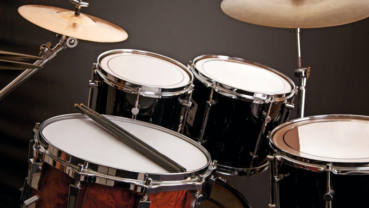 21 budget drum kit and drumming hacks musicradar. Black Bedroom Furniture Sets. Home Design Ideas