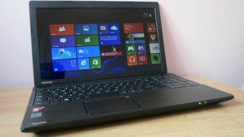 Toshiba Satellite C50D-B System Windows