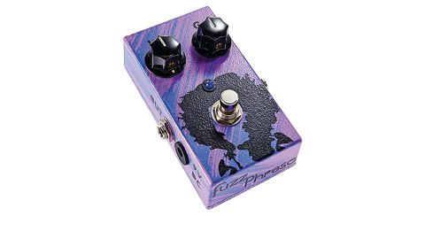 The Fuzz Phrase is an expressive pedal - worthy of that suggestive afro artwork.
