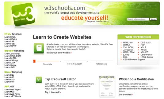 Web design training: the top 22 online resources