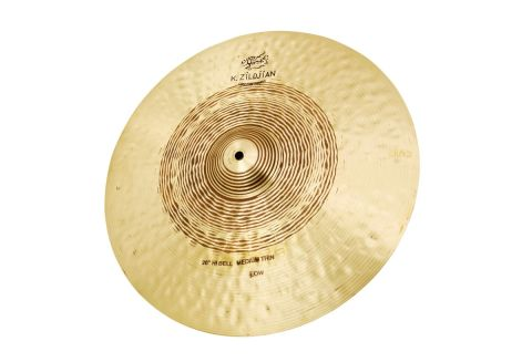 Zildjian's K Constantinople range made its debut in 1998.