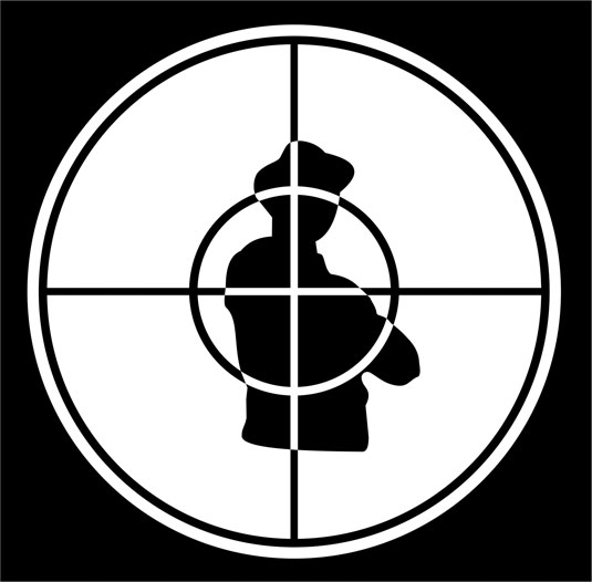 35 beautiful band logo designs - Public Enemy