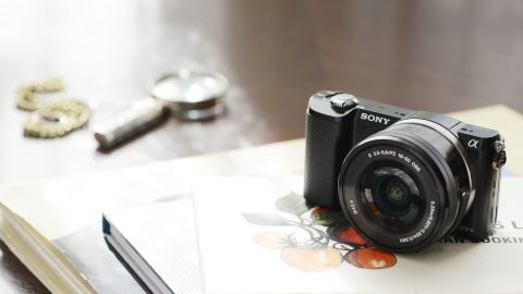 Sony Alpha A5000 review | TechRadar