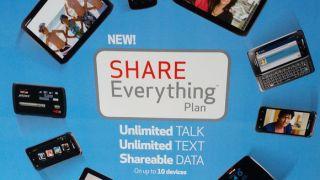 Verizon Share Everything