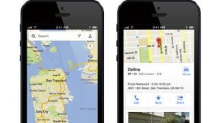 Google hasn't completely forgotten its iOS users