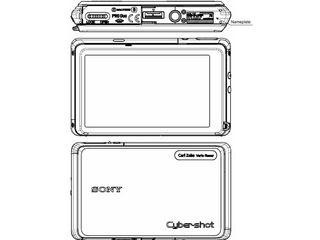 Sony's DSC-G3 Cyber-shot