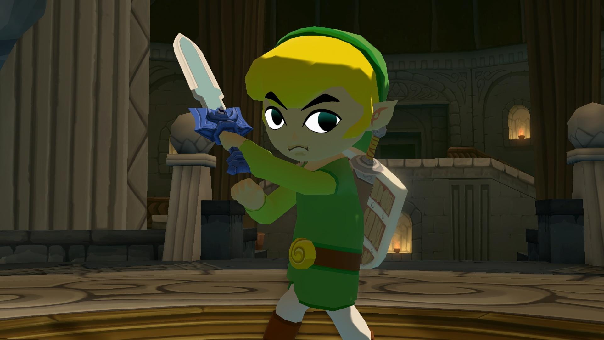 The Legend Of Zelda The Wind Waker Hd Review Gamesradar