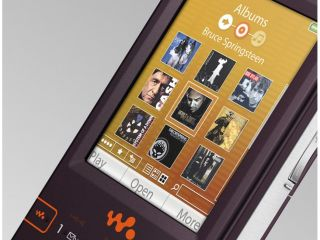 The W-series is one of Sony Ericsson's bright spots