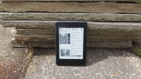 Amazon Kindle Paperwhite (2015) review | TechRadar