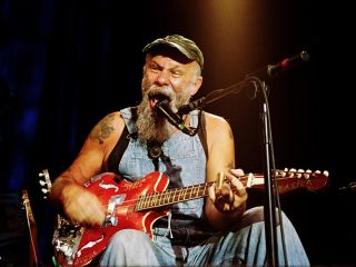 Guitarist favourite Seasick Steve