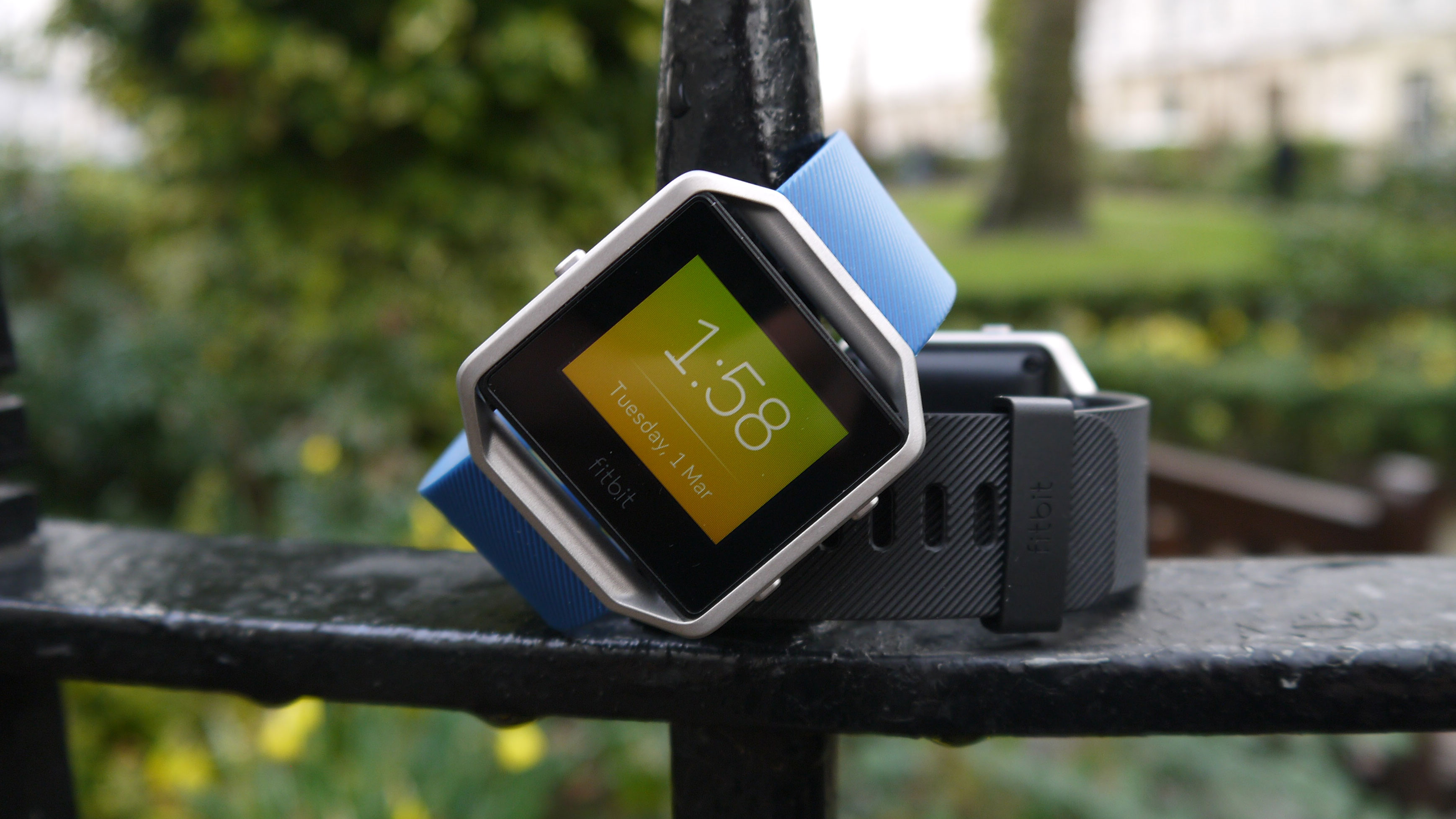 Fitbit Blaze review | TechRadar