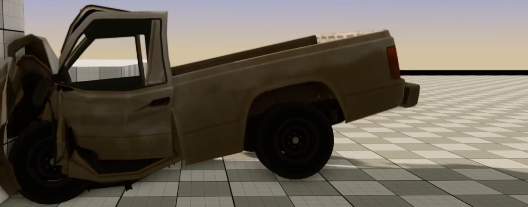 Impressive CryEngine 3 soft-body physics demo released by