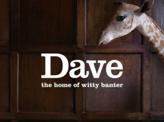 Dave - the home of witty banter and John Cleese