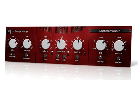 Redline Preamp isn't based on any specific piece of hardware.