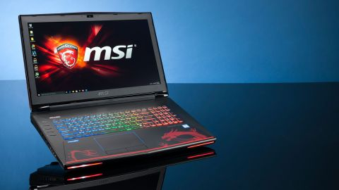MSI GT72S Dragon Edition