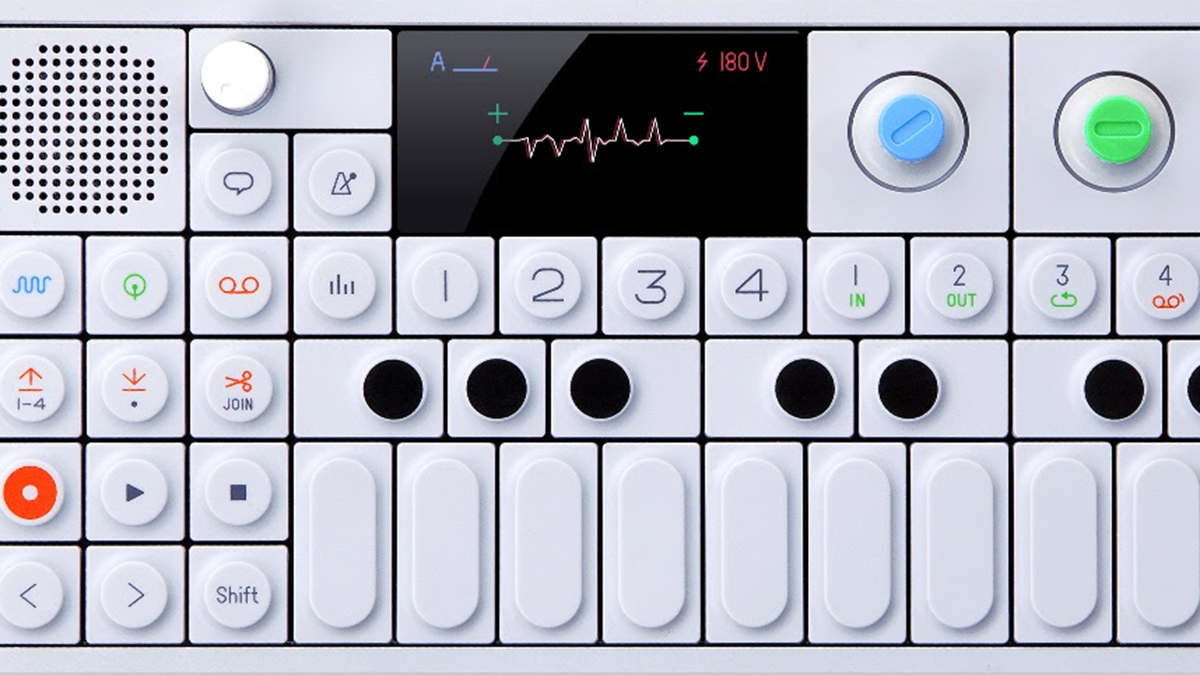 Teenage Engineering's OP-1 gets a new synth engine in