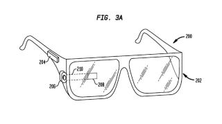 Google Glass hipster patent