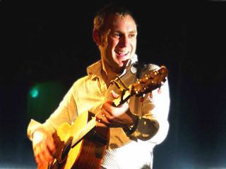 David Gray: he's not that happy in real life