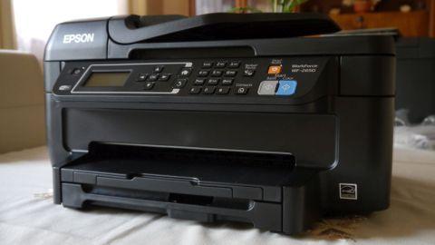 epson scan wf 2660