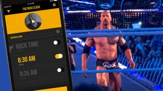 The Rock made an app to get you out of bed