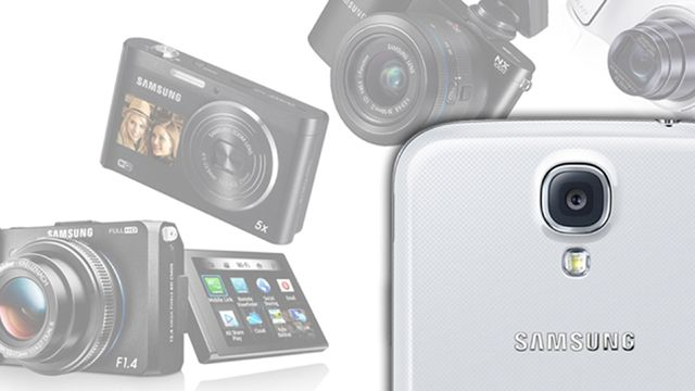 Guide to the Samsung GALAXY S4 camera