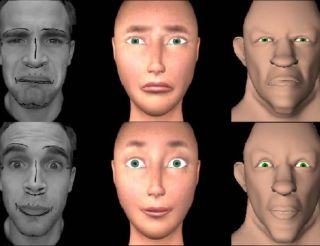 Accurate, real-time, in-game facial modelling looks like it could well be heading to commercial videogames in the near future