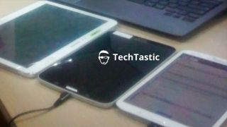 Samsung Galaxy Tab 3 8 0 leaked looks the same as Galaxy Note 8 0