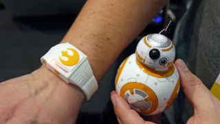 Sphero s Force Band lets you control BB 8 like a Jedi