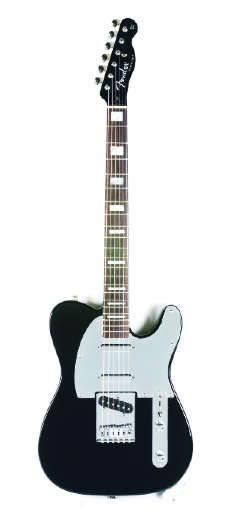 This Tele can also sound like a Strat!