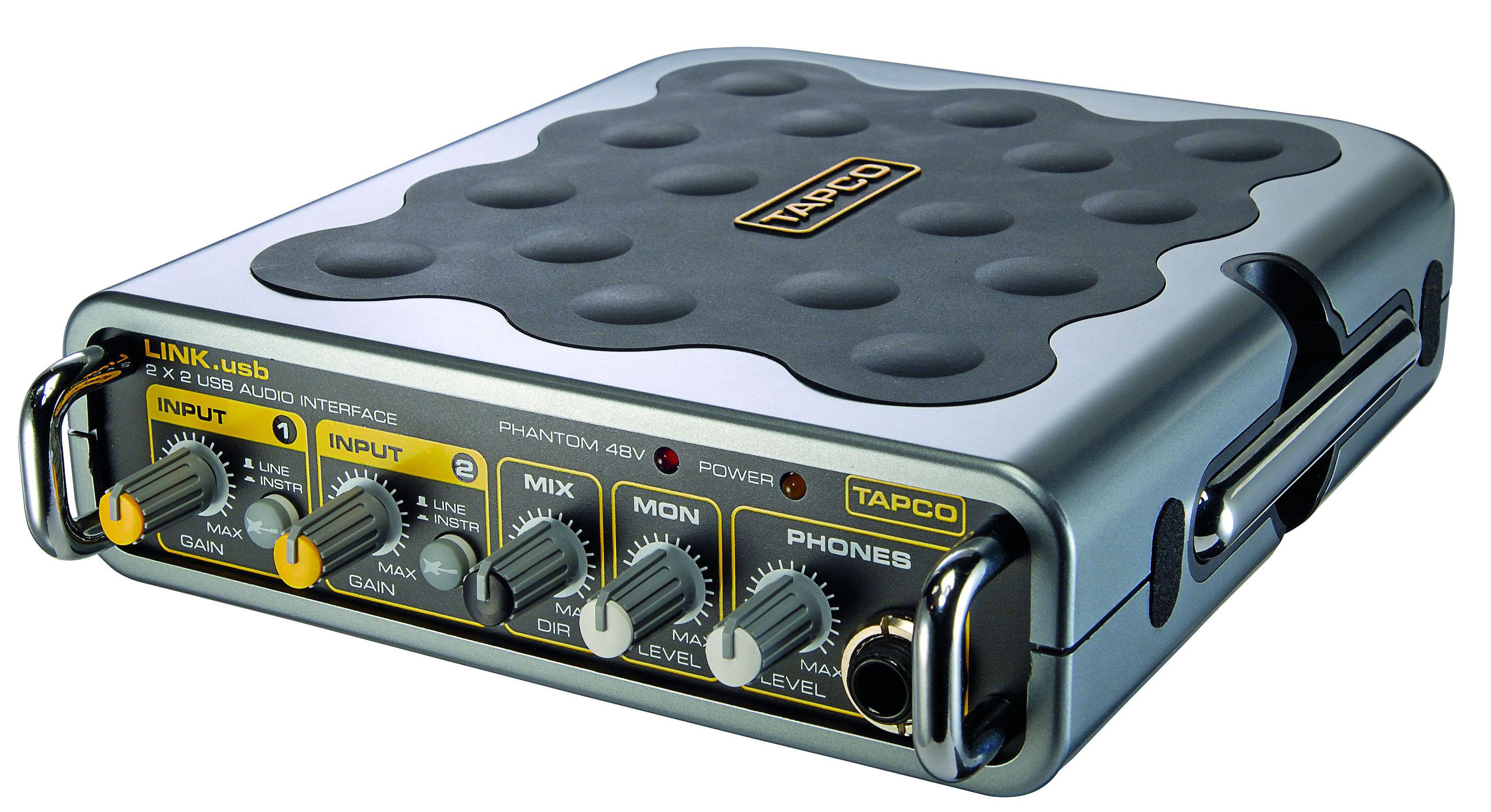 Tapco Link USB 24-bit USB review | MusicRadar