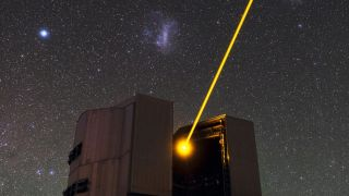 The Very Large Telescope