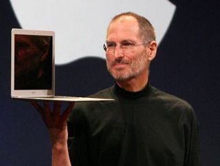 Just another of the problems Steve Jobs doesn't have to worry about while he's off.
