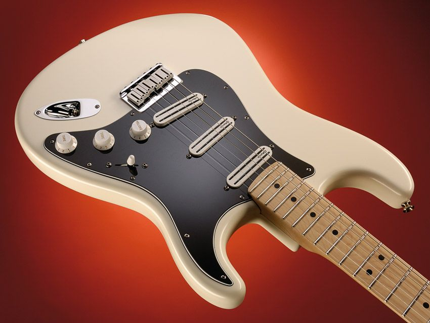 Electronic Signature Free >> Fender Artist Series Billy Corgan Stratocaster review | MusicRadar
