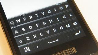 BlackBerry 10 device