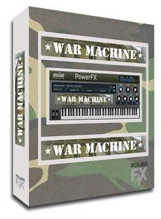 War Machine provides bangs for your buck