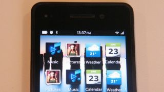 Blackberry 10 gets new photo filters... and more!