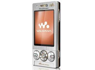 The Sony Ericsson W705