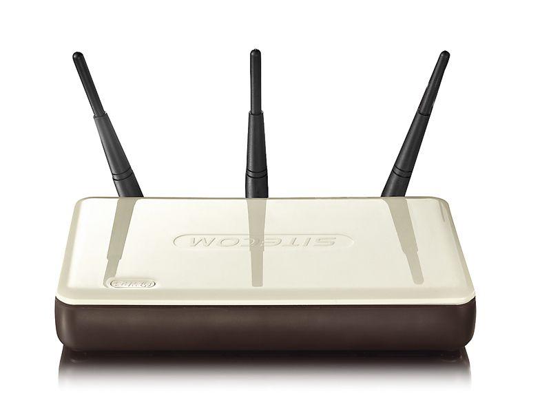 Sitecom WL-309 V1-001 Wi-Fi Router Descargar Controlador
