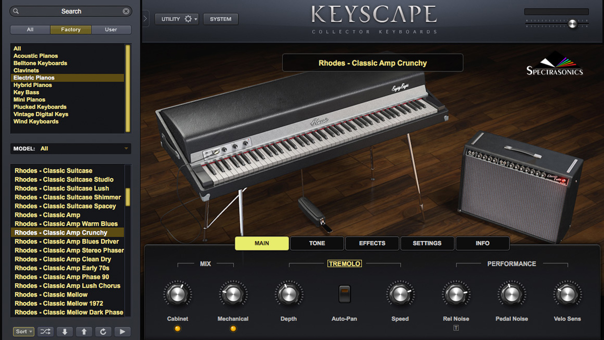 Could Spectrasonics' Keyscape be the only keyboard instrument you'll