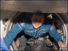 Ex-Microsoft chief lands back safely on Earth