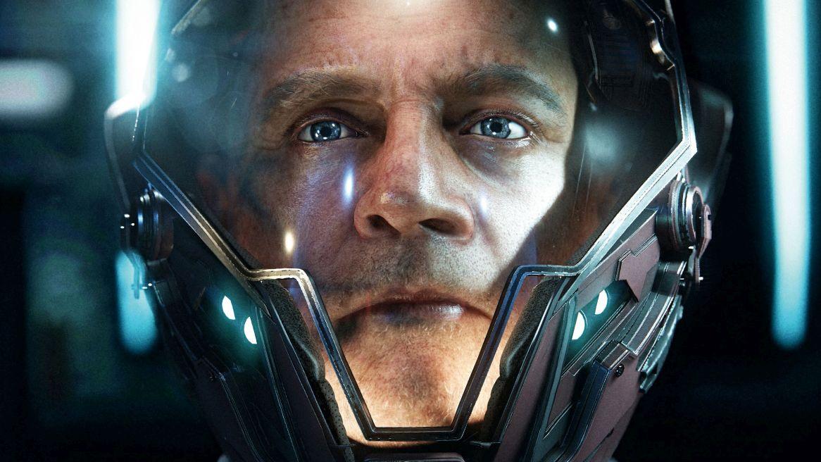 Mark Hamill Talks Star Citizen Wing Commander And Star Wars Pc