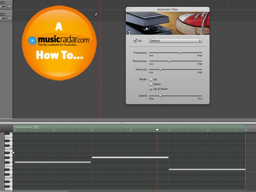 How to make a dubstep wobble bass sound in GarageBand | MusicRadar
